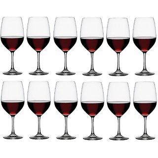 Nadir Wine Glasses 490 Ml Pack Of 12 Buy Nadir Wine