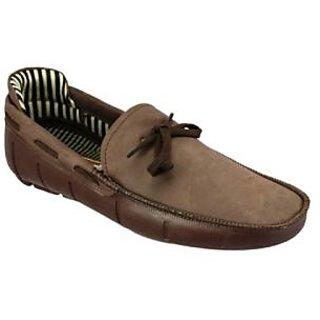Brown Smart Loafer Shoes