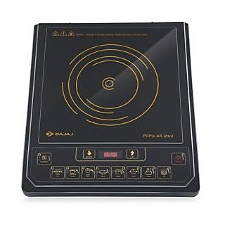 Bajaj Popular Ultra 1400W Induction Cooktop