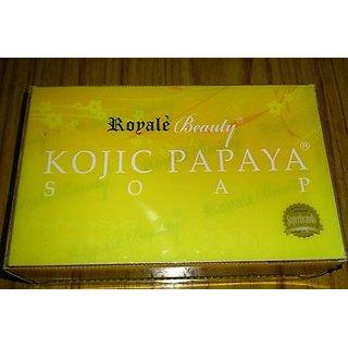 Kojic Papaya Soap For Skin Whitening