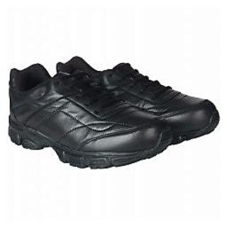 Unistar Walking Shoes; ST-01-Black