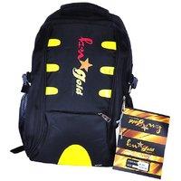 Yellow Back Packs