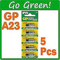 5 Pieces 23AE GP ULTRA 12V Original Alkaline Battery BUY 3 GET 1 FREE (3+1)