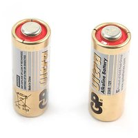 2 Pieces 23AE GP 12V Original Alkaline Battery BUY 3 GET 1 FREE (6+2 Pieces)