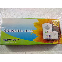 Wireless Door Bell Cordless Remote Door Bell NEW + LONG RANGE Great Product