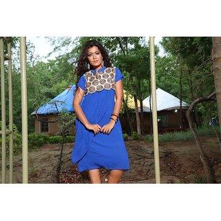 Women  Girls  Ladies Latest Designer Georgette Kurti  Kurta  Kurtis  GB02