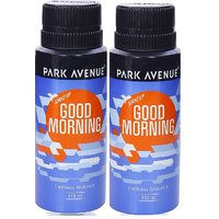 PARK AVENUE GOOD MORNING DEO (PACK OF 2)