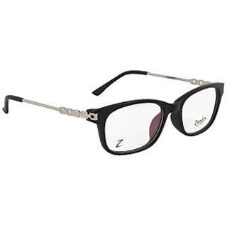 Zyaden Black Rectangle Eyewear Frame 18