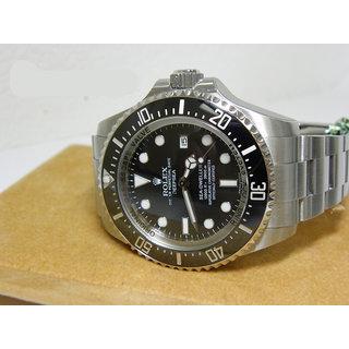 Rolex Sea-Dweller Deep Sea Stainless Steel Mens Watch