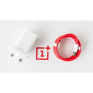 OnePlus Charger Adapter For OnePlus 3  OnePlus 3T With Data Cable