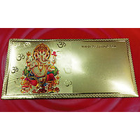 24 karat Gold Plated Shagun Envelops (Pack of 5)