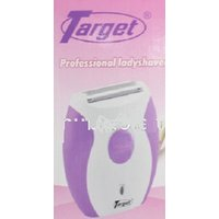 TARGET LADYSHAVER WOMEN HAIR REMOVER RECHARGEABLE SHAVER For Arm LEG BODY CURVES