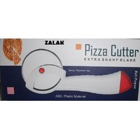 Branded Zalak Pizza Cutter Pizza Slicer Bread Slicer Sandwich Cutter Steel Made