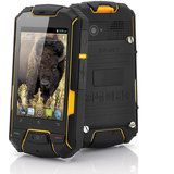 "Rugged 3.5 Inch Android Dual Core Phone ""Bison II"" - QHD 960x640, Waterproof, Sh"