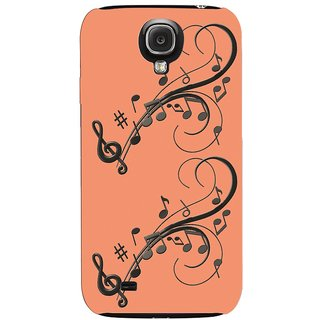 Snooky Digital Print Hard Back Case Cover For Samsung Galaxy S4 Mini Td11734