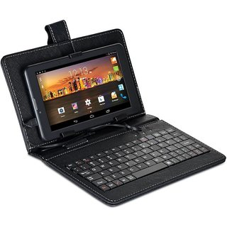 I Kall N6 Calling Tablet with Keyboard 8 GB 7 inch with Wi-Fi+3G
