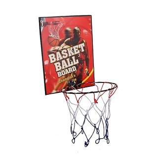 Ten Star Baketball Board (large)