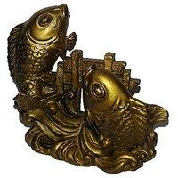 Feng Shui / Vastu Fish For Good Luck And Prosperity Or Double Fish