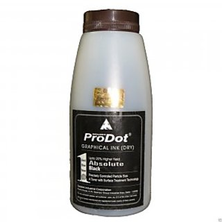 120 gms prodot toner powder 5 pcs toner powder for hp