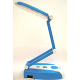Portable 31 LED Foldable Rechargeable Emergency, Study Lamp, Table Lamp- H4RL6