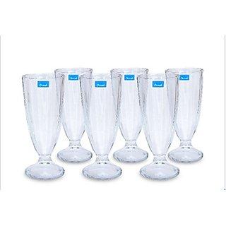 OCEAN GLASSWARE -Ocean Alaska Soda Cups - Set of 6 Pieces - 355 Ml each