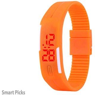 Danzen Digital LED Sports Unisex Watch-LED-006
