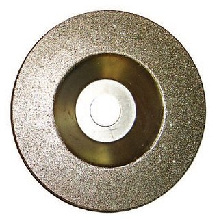 Excel Diamond Cup Wheel for bevelling and grinding glass.