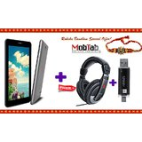 iBall Slide 7236 3G 17 Tablet with Free 8GB Hybrid Pendrive+Rocky Univo Headset