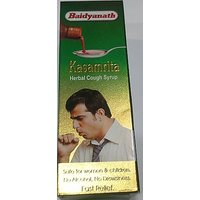 Baidyanath Kasamirita Herbal Cough Syrup 100ml