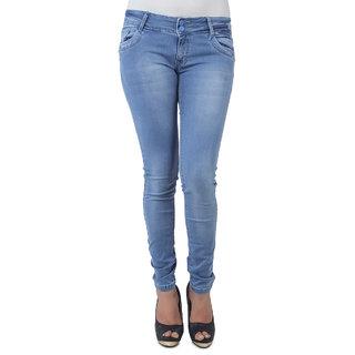Buy Recap Women's Blue Denim Jeans Online- Shopclues.com