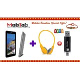 iBall Slide 7236 2G Tablet with Free 8GB Hybrid Pendrive + Jovial C9 Headphone