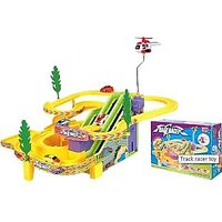 Track Racer Racing Car Toy For Kids