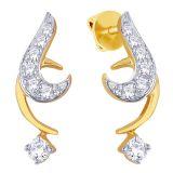 Asmi Diamond Jewellery Earring (ADE00028)