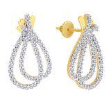 Asmi Diamond Jewellery Earring (ADE00723)