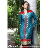 DESIGNER READY TO WEAR STITCHED KURTI WITH LEGGING (KR_37)