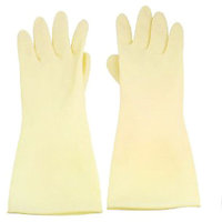 Latex Rubber Skincare Cleaning Gloves Hand Gloves Industrial Kitchen Dishwashing