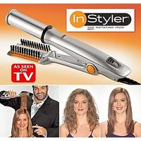 Bright InStyler Rotating Iron Professional Hair Straightener (As Seen On Tv) Video