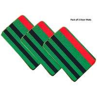 Deal Wala Pack Of 3 Door Mats- Strips