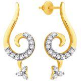 Asmi Diamond Jewellery Earring (ADE00549)