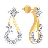 Asmi Diamond Jewellery Earring (ADE01243)