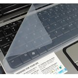 "Silicon Dustproof & Waterproof Laptop Keyboard Protective Film For 15"" & 15.6"""