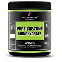 British Nutritions Pure Creatine 300gm