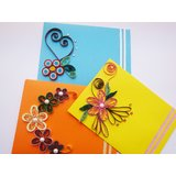 Paper Quilling Envelopes Pack Of 5