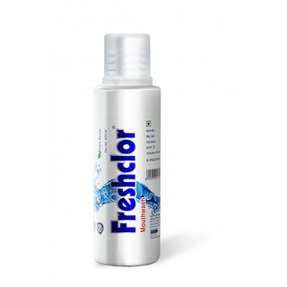Freshclor Anti-Microbial Mouthwash - 200 ml by GPL ALCOHOL FREE