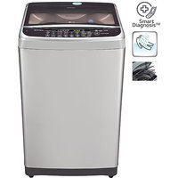 LG T8077TEELY 7.0 KG Top Load Fully Automatic Washing Machine - FREE SILVER/ BURGANDY (Available in Delhi NCR Only )