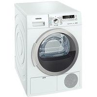 Siemens WT46B201IN 8 Kg Condenser Dryer