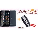 IBall Slide 3G 7345Q-800 Tablet With Free IBall EARWEAR J9 Bluetooth