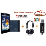 iBall Slide 7803Q-900 3G Tablet with Free Hiphop Headset + 8GB Hybride Pendrive