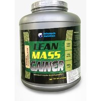 Infotech Nutrition Lean Mass Gainer 2.722kg (6lb) Chocolate Flavour