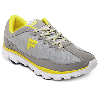 Fila Men Grey Tycoon Sports Shoes